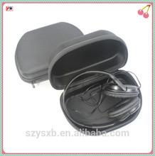 EVA headphone case 600D Skull Headset Case and Box