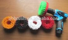 floor polisher brush/electrical carpet brush