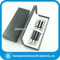 2014 logotipo personalizado impreso de metal bolígrafo pluma pen+pencil+roller 3 en 1 pluma conjunto