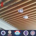 china hizo las barras de cortina de techo