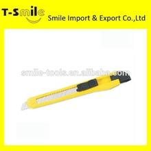 2014 hand tools office pocket utility knife auto retract utility knife