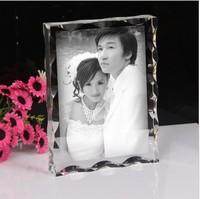 crystal photo frame wedding souvenir