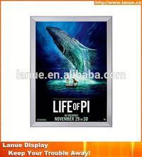 Lanue LY-P05 32mm plexiglass wall frame