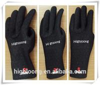 3.5mm neoprene scuba diving gloves also for spearfishing