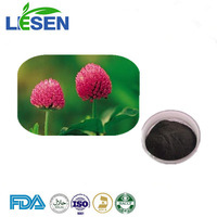 Red Clover Extract Powder with Total Isoflavones 2.5% 8% 20% 40% by HPLC