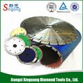 Encomendas de exportação para todos os tipos de ferramentas de diamante