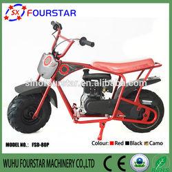 Kids Mini Dirt Bike FSD80P ,Teenagers Mini Pocket Bike