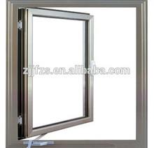 High-quality aluminum outward opening window,aluminium profile for mosquito net