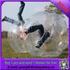HI 1.2/1.5m top quality 1.0mm 100% PVC buy bubble soccer ,bubble ball football