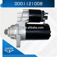 new cheap 12V bosch electric alternator starter motor for VW ,0001121008