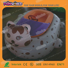 China HOT Electric bumper boats for kids and adult