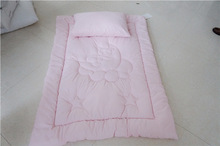 handmade quilts for children peach touched different prints from manufacture