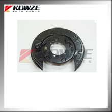 Rear Brake Backing Plate for Mitsubishi Pajero Montero V43 V44 V45 V46 6G72 4D56 6G74 4M40 MB858535 MB858536