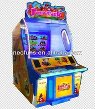 Fruit Commando arcade amusement 2014 game machine