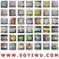 instock والتخليص freesamples للطباعة اللون و إطارات صور لإطارات الصور من سوق ييوو