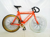 700C Colorful Light racing bike Fixed Gear BIcycle for sale