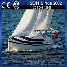 China manufacturing Hison 26ft passenger catamaran