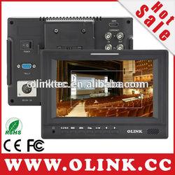 LED backlight HDMI SDI lcd monitor 7 inch