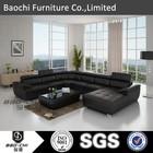 High quality indoor sofa exclusive leather sofas C1128