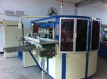 Six Color Automatic Soft Tube Printing Machine/making machine cosmetic tube bottle LC-HR624UV