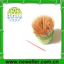 2014Wholesale plastic dental floss toothpicks For Sushi Shop