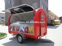 Hot Sale Donut Vendor Cart For Food