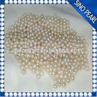 Round Loose pearl Freshwtaer Pearl Beads Jewelry