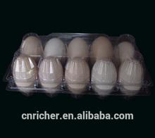Wholesale plastic incubator quail egg tray for packing