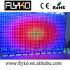 p7 led curtain fabric led video curtain cloth