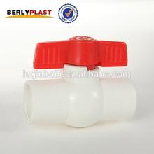 Plastic PVC Compact White Colour Automatic Water Valve Flow Control