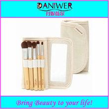 5pcs Professional Nylon hair Cosmetic brush set ,Makeup brush set ,brushes makeup