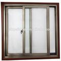 preço barato de plástico pvc interior janela de vidro deslizante de desenho