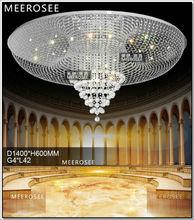 Brief Decorative Lighting Modern Crystal Ceiling Lamp for Hotel Decor Light MD8559XL