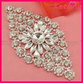 De la cinta de diamante de imitación de embellecimiento de la boda y cinturones fajines/cinchos wre-117