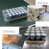 Hot 80mic Heat shrink Polyethylene film for beverages PE shrink film