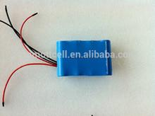 Lifepo4 batteria 12v 2.4ah batteria al litio ricaricabile per la luce di via solare