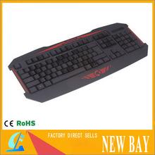 Wholesale - -Brand New Motospeed K20 Waterproof Ergonomic Design Gaming Keyboard For Computer