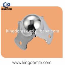 Small Chrome Ball corner for Flight case