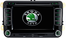 """6.5"""" Touch Screen Special Skoda car audio dvd with gps player for For SKODA OCTAVIA"""