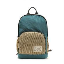 Casual School 100% Cotton Vintage Cotton Bag Backpack