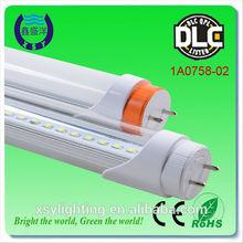garage use t8 1200mm led tube light 18w ul/dlc t8 led tube lighting