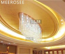 Novel Style Modern Ceiling Chandelier Lamp Elliptic Ceiling Light for Hotel Use MD3363