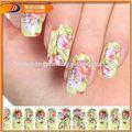 superior calidad de la resina de uñas de arte de la decoración de la mariposa etiqueta engomada del clavo