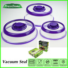Make Your Tableware into Food Storage Container /plastic food lock storage container set set of 3 pieces