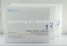 Newset Hot Wholesale Yusong Silky Brightening Whitening Anti-Spot Cream Set