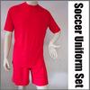 Custom football uniform soccer jersey set