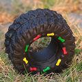 /ce rohs/sgs crianças brinquedo bola de borracha, brinquedo de borracha do cavalo, pneus de borracha para o brinquedo de carros de pedais