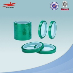 Hottest heat resistance strong adhesive pet high temperature tape widely used for powder coating 3d printer laminated glass