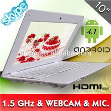 best buy wholesale laptops with custom gift box VIA8850 10inch cheap mini laptops