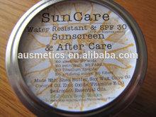 Sun Care Chemical Free Sunscreen